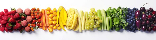 fruit-and-vegetables-arranged-by-colour-david-malan-getty